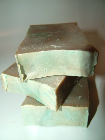 Mint Angel Handmade Soap