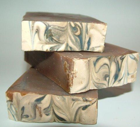 Vanilla Flower Handmade Soap