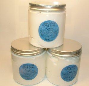 Silk Powder Cream - Jumbo Size
