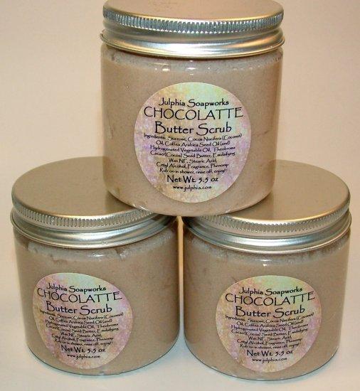 Chocolatte Butter Scrub
