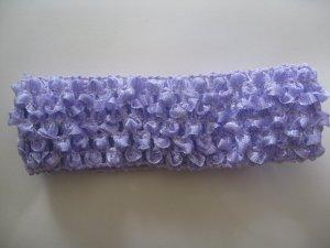 1.5 Crochet Headband - lavender