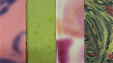 Large 12 lb Handmade Natural Olive Oil Peppermint Soap Wholesale