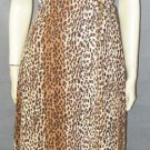 DRESSBARN gorgeous WRAP DRESS size 6