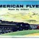 AMERICAN FLYER GILBERT CHALLENGER BILLBOARD INSERT