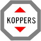 HO KOPPERS TANK CAR STICKERS for American Flyer