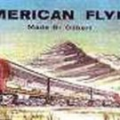 SANTA FE BILLBOARD INSERT for AMERICAN FLYER TRAINS GILBERT