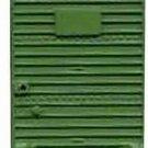 S GAUGE Lt. Green BOX CAR DOOR AMERICAN FLYER TRAIN GILBERT