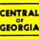 CENTRAL OF GEORGIA STICKERS for AMERICAN FLYER TRAINS GILBERT