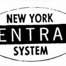 NEW YORK CENTRAL STICKERS for AMERICAN FLYER TRAINS GILBERT
