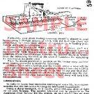 "American Flyer LITERATURE REPRINT PDF FILE M2153 ""O"" Worm Drive Locomotive"