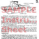 American Flyer LITERATURE REPRINT PDF FILE M1982 Operating Instructions for HO Locomotive