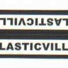 PLASTICVILLE LOADING PLATFORM SIGN for Plasticville O & S Gauge Scale Buildings