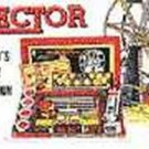 ERECTOR WHISTLING BILLBOARD ADHESIVE STICKER for American Flyer S Gauge Trains