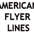 AMERICAN  FLYER LINES Decal for American Flyer ACCESSORIES/CARS O Gauge Trains