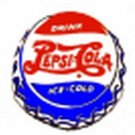 PEPSI WATER SETTING DECAL for American Flyer Flyerville S Gauge Scale Trains