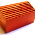 RED WOOD TOOL CHEST for AMERICAN FLYER WORK CABOOSE ACCESSORIES S Gauge Trains