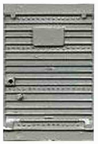 Silver BOX CAR DOOR for American Flyer S Gauge Scale Trains