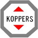 HO  KOPPERS TANK CAR ADHESIVE BACK for GILBERT HO/AMERICAN FLYER HO TRAINS
