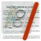S GAUGE STEAM PULL-MOR TIRE REPAIR for American Flyer S Gauge Trains