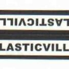 PLASTICVILLE LOADING PLATFORM SIGN for Plasticville HO Gauge Scale Buildings
