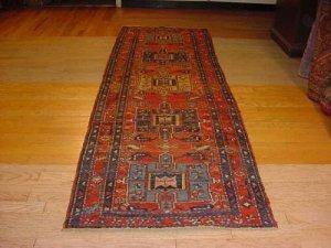 SUPER ANTIQUE PERSIAN(SERAPI)HERIZ(KAZAK)4x11 EP1