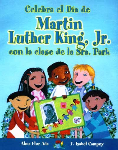 Celebrate Martin Luther King, Jr. Day with Mrs. Park's Class