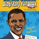 President Barack Obama Biography Fun Book
