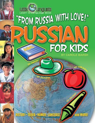 From Russia with Love! Russian for Kids