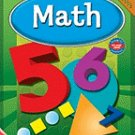 Math workbook - Preschool (Brighter Childs)