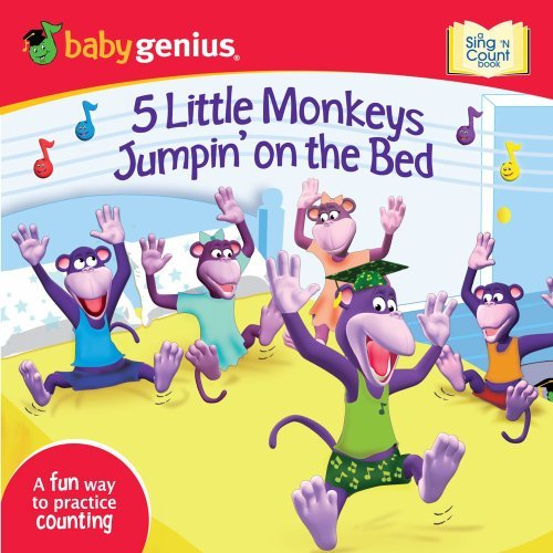 5 Little Monkey Jumpin' on the Bed