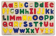 Two Alphabets are Better Than One (Alphabet Puzzle)