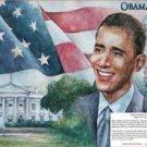Barack Obama 504 Piece Puzzle