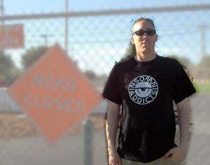 Eyelogo T-Shirt - Black size 2XL