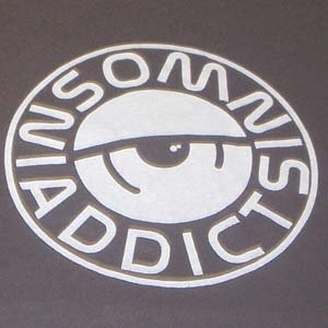 Eyelogo T-Shirt - Charcoal. Size Large