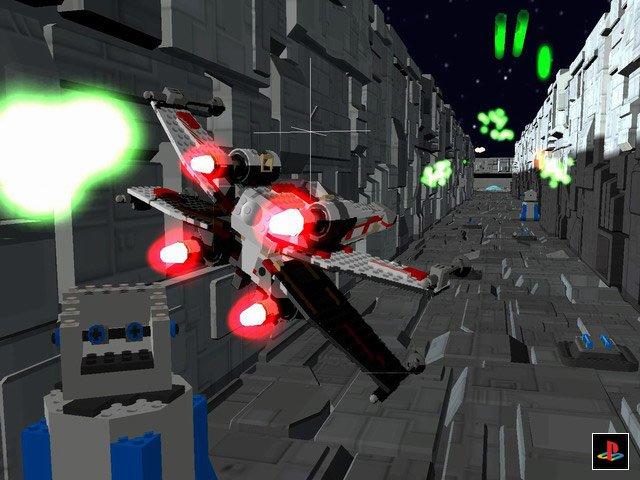 LEGO Star Wars II: Original Trilogy PS2 (Playstation 2)
