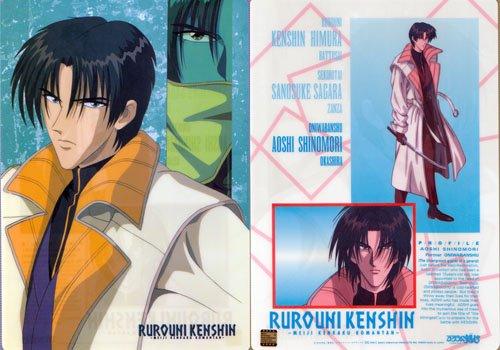 Rurouni Kenshin Shitajiki #19