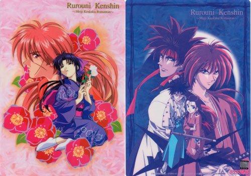 Rurouni Kenshin Shitajiki #22 SOLD