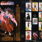 Sakura Wars Postcards