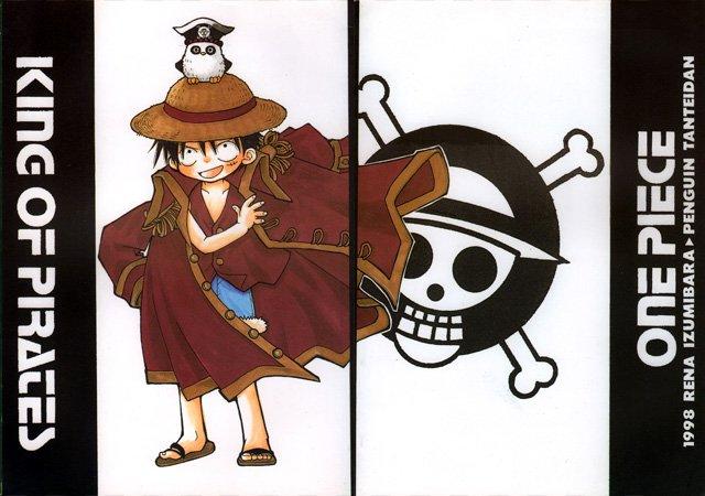 One Piece Doujinshi: RENA IZUMIBARA 2-Pack