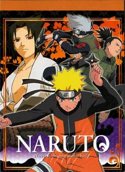 Naruto Notepad #1