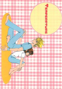 [HM028] Eyeshield 21 Doujinshi - Temperature (HiruMamo)