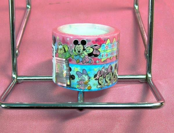 Baby Mickey & Minnie Mouse Deco Tape