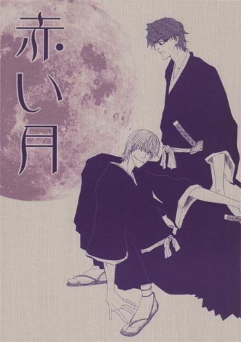 Bleach Doujinshi (Aizen/Gin Ichimaru)