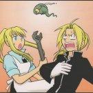 [051] Fullmetal Alchemist Doujinshi (All Character)