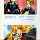 [054] Fullmetal Alchemist Doujinshi: Panic Attack (All Character)