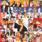 Bleach Stickers #1-8