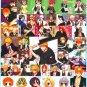 Bleach Stickers #1-8