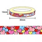 Kawaii Deco Tape - Hearts