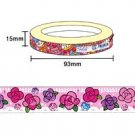 Kawaii Deco Tape - Roses