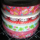Kawaii Deco Tape - Value 4-Pack #2